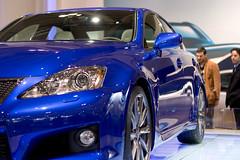 sports car(0.0), automobile(1.0), automotive exterior(1.0), wheel(1.0), vehicle(1.0), automotive design(1.0), sports sedan(1.0), lexus(1.0), rim(1.0), auto show(1.0), second generation lexus is(1.0), bumper(1.0), sedan(1.0), land vehicle(1.0), luxury vehicle(1.0),