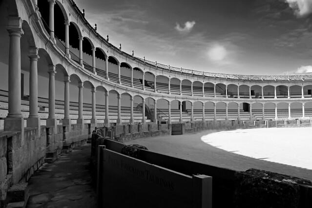 Plaza de toros de Ronda V2.0