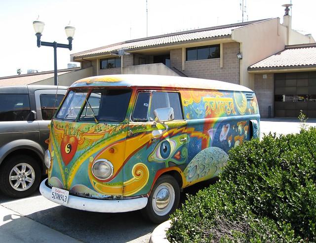 vw hippie van flickr photo sharing