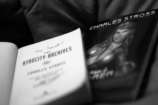Charles Stross' Laundry Files