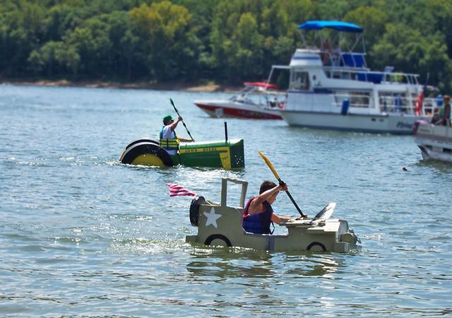 John Deere Boat : John deere boat and jeep flickr photo sharing