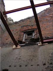 Old Fireplace - Upper Floor
