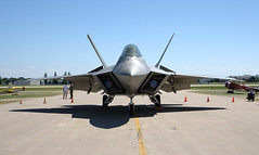 lockheed martin f-22 raptor, aviation, airplane, wing, vehicle, fighter aircraft, jet aircraft, aircraft engine, air force,