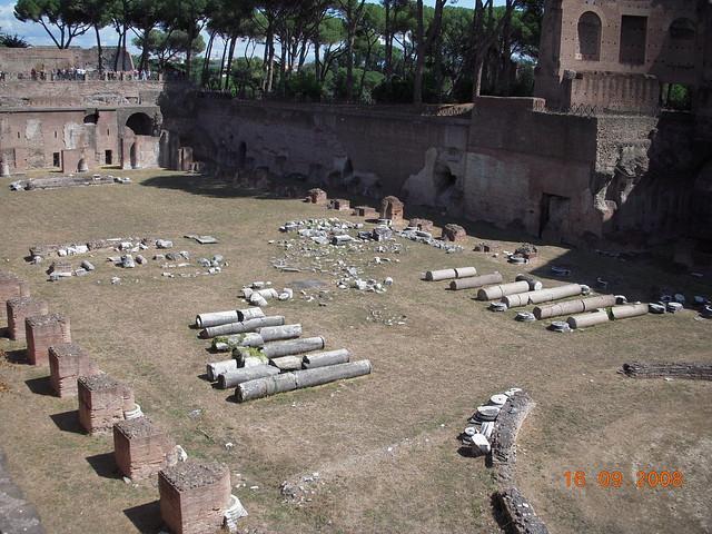 185 - Palatino y Foro Romano
