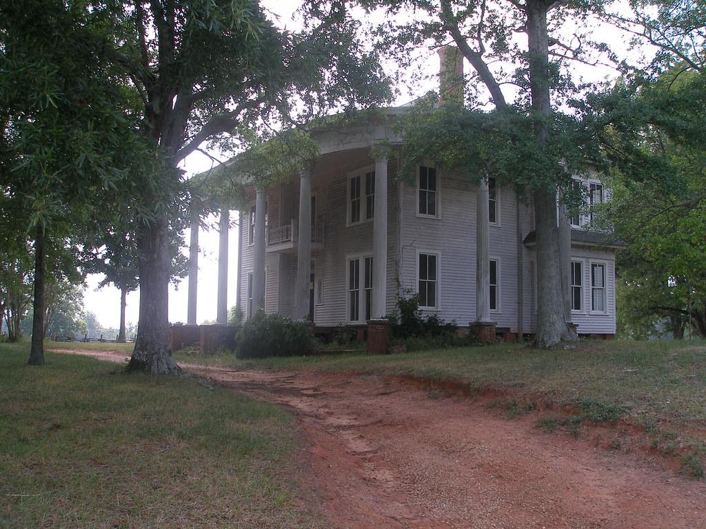 Abandoned Plantation Home A Photo On Flickriver