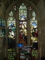 West Window, Whitnash