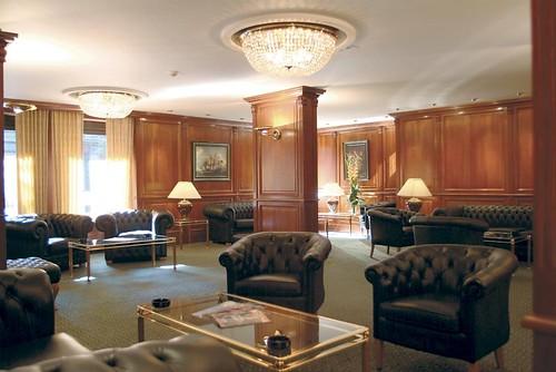 Plaza Hotel - Lobby