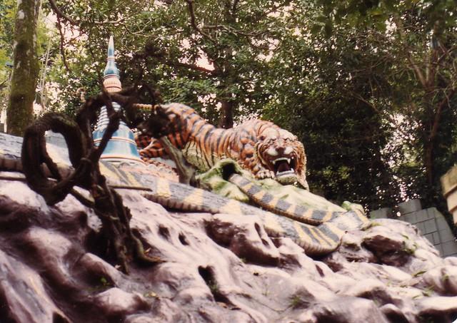 Tiger Balm Gardens Singapore Flickr Photo Sharing