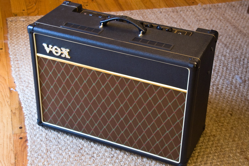 amp question reverb on a vox ac15 custom classic harmony central. Black Bedroom Furniture Sets. Home Design Ideas