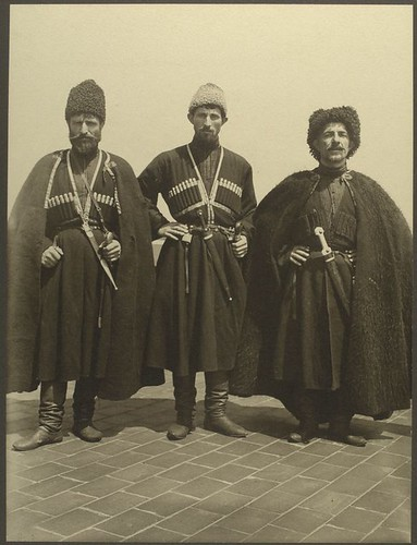 [Russian Cossacks.]