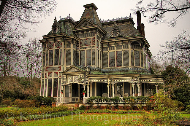 The houses in historic newnan are a little on the small for Large victorian homes for sale