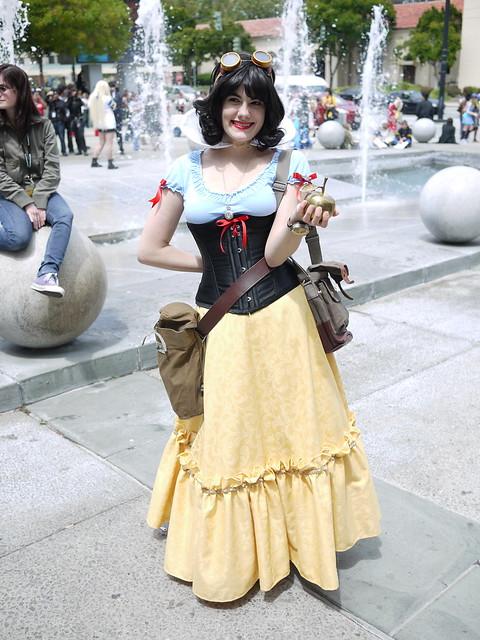 Steampunk Disney Costumes Disney Princess on Pin...