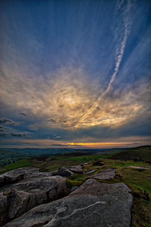 Higger Tor_190511_0473 Sunset