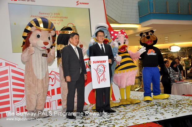 The Sunway PALS Programme Rewards 3