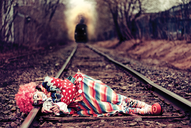 2478187725 a57e76171e z [Pics] Flickr Spotlight #8 – Depressed Clowns