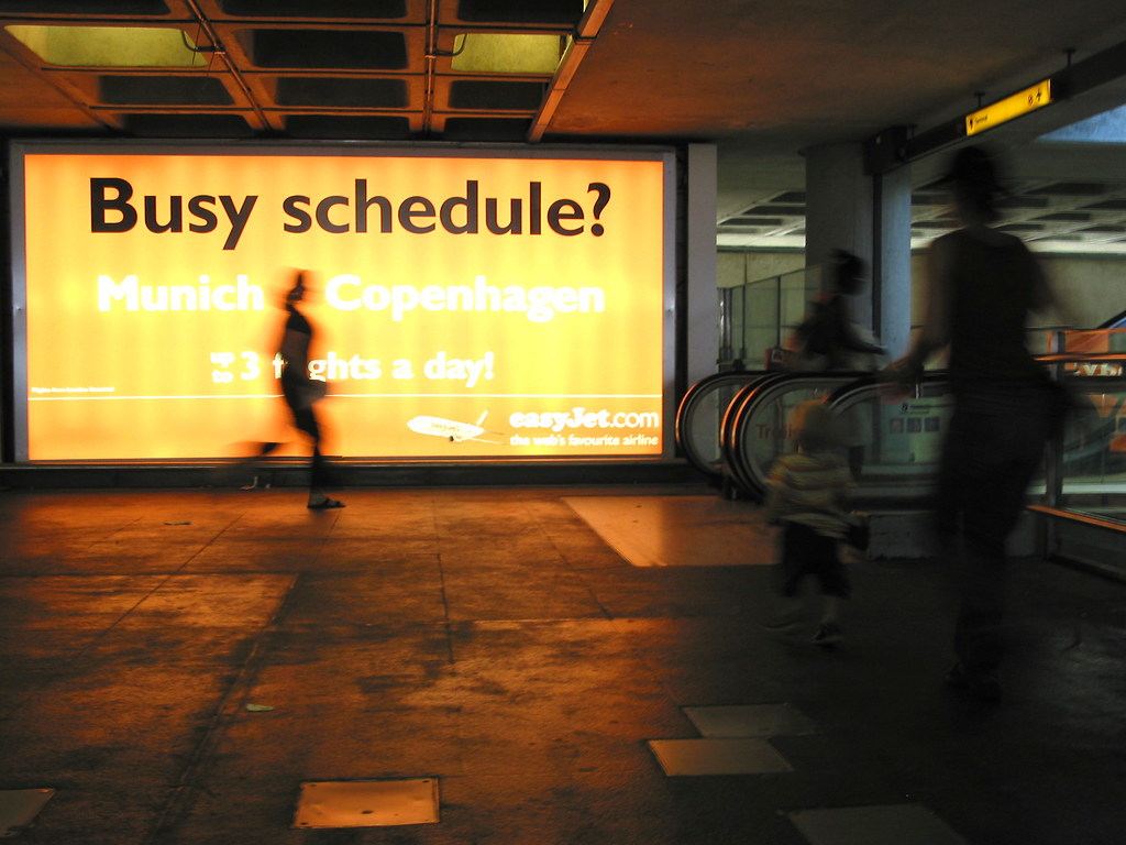 busy schedule?