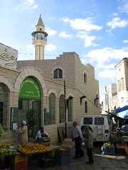 White Mosque, Nazareth
