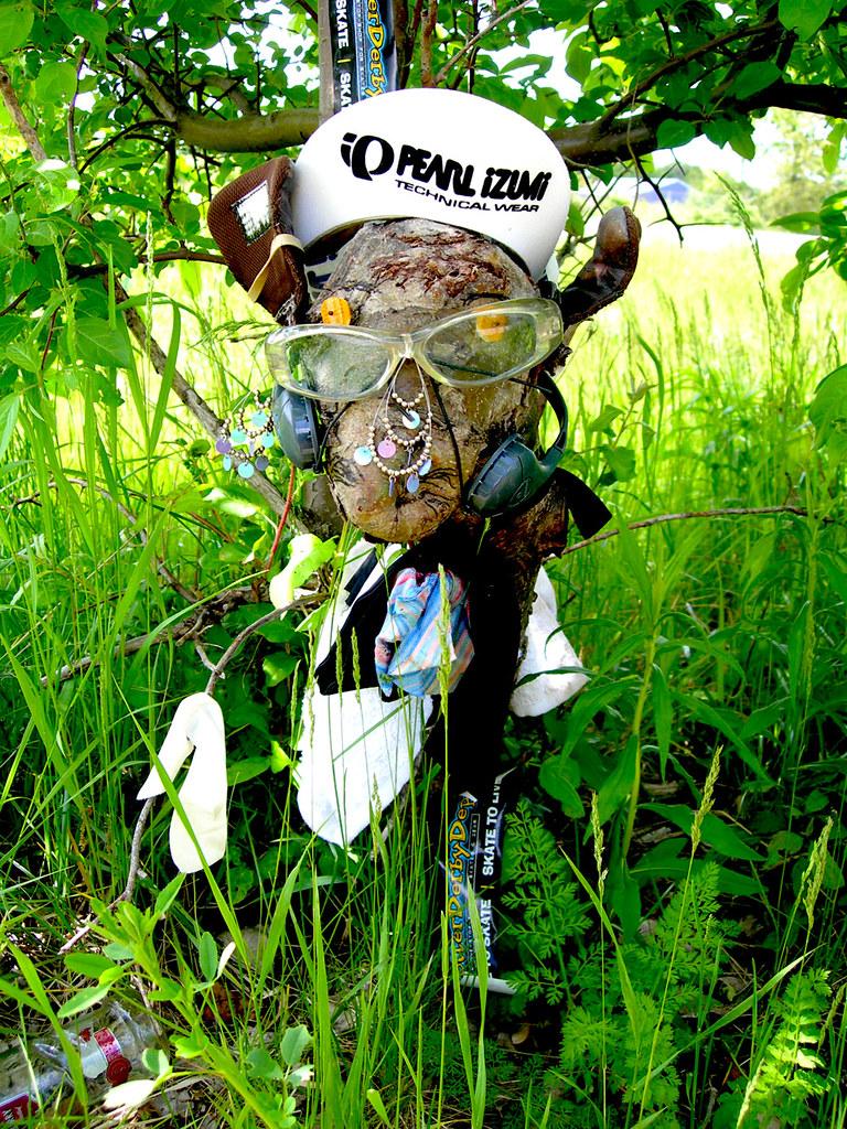 White Pine Trail Mascot by Photoshoparama - Dan
