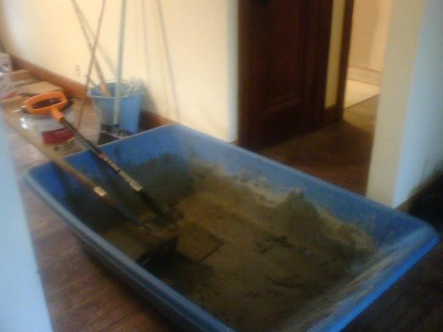 Concrete Mixing Tub : I love my concrete mixing tub explore taratara s
