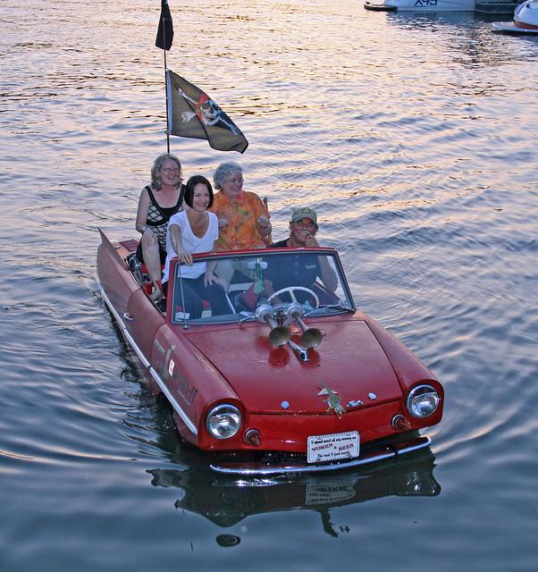 Pirate Ship Car Flickr Photo Sharing