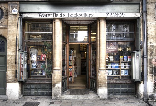Waterfield's Booksellers