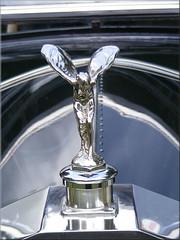 The Spirit of Ecstasy - Rolls Royce