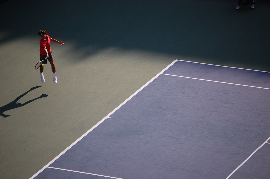 """david foster wallace tenis essay Published in december 1991, """"tennis, trigonometry, tornados"""" was david foster wallace's first story for harper's magazineread the full essay on."""