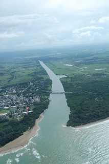 Río Grande de Loíza, from 1,000 feet