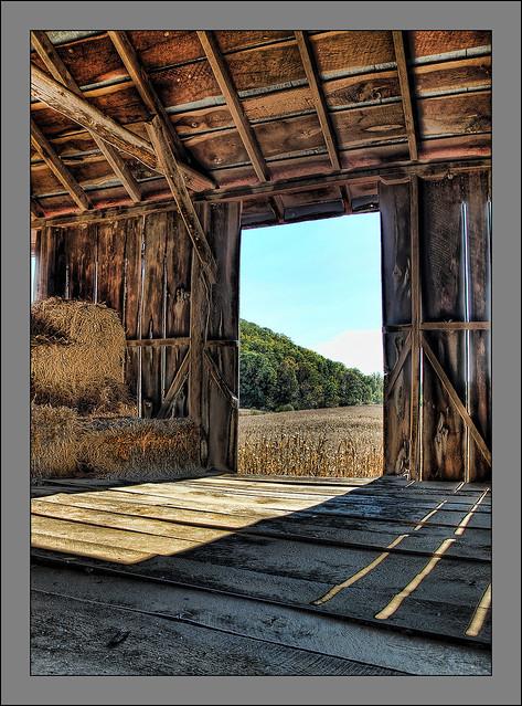 Hay Loft Door | Flickr - Photo Sharing!