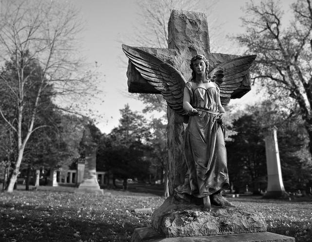 Oakwood Cemetery - Troy, NY - 01