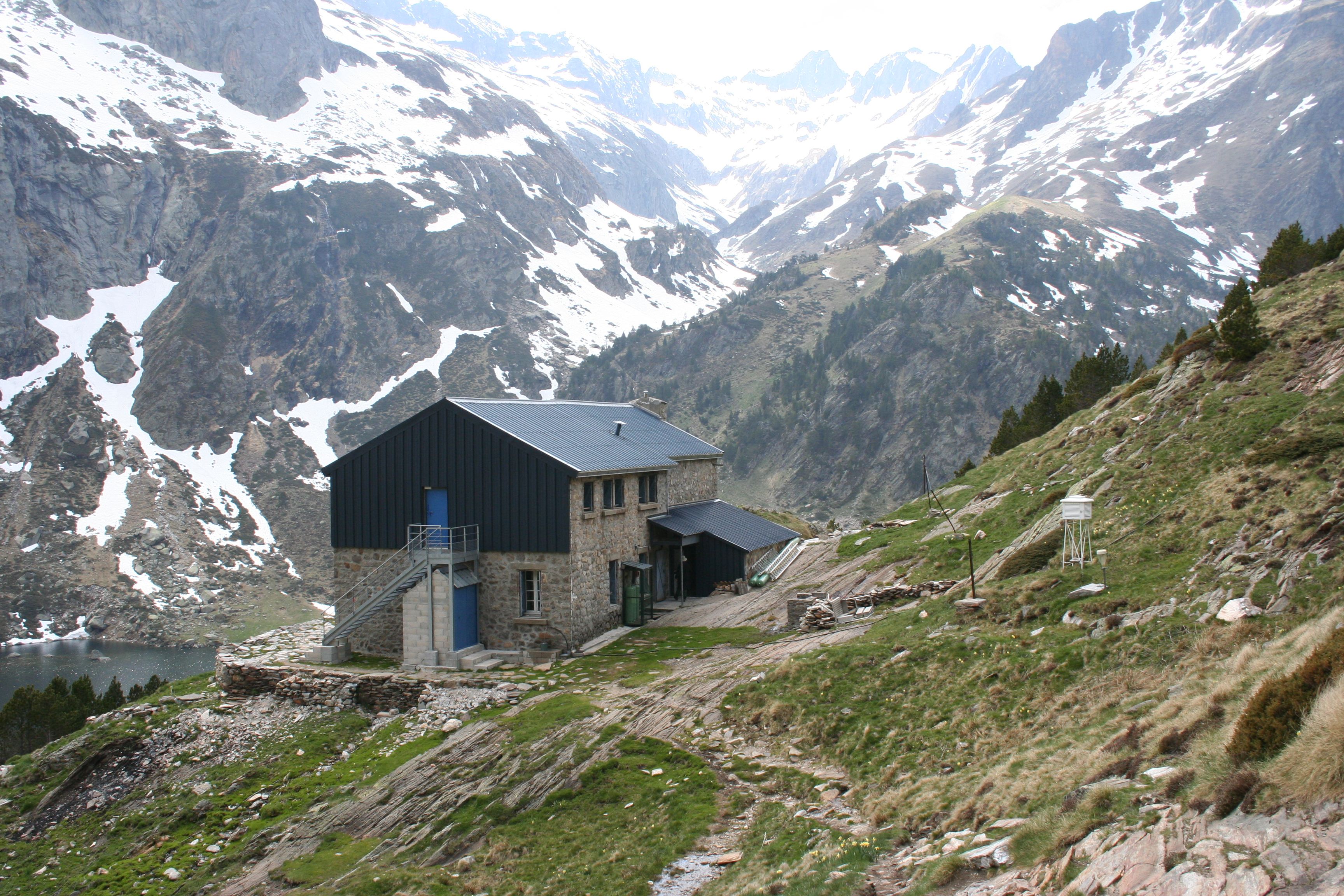 Refuge d'Espingo, French Pyrenees