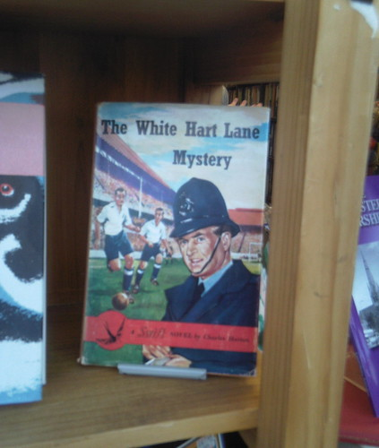 The White Hart Lane Mystery