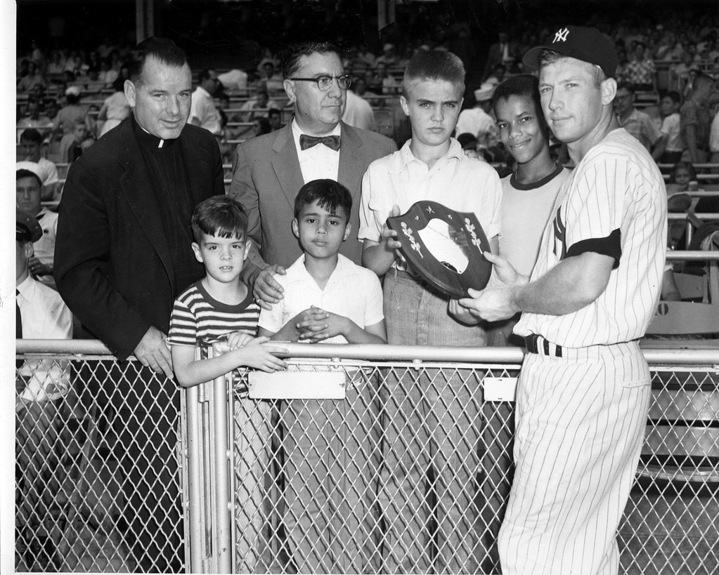 Kevin & Mickey Mantle