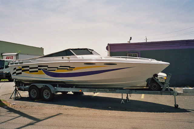 Custom Designed Boat Graphics | Flickr - Photo Sharing!