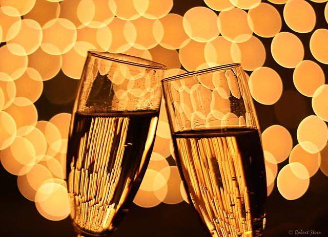 Поздравление с Новым годом в стихах и картинках!
