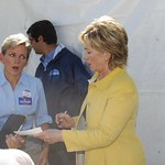 Granholm and Clinton
