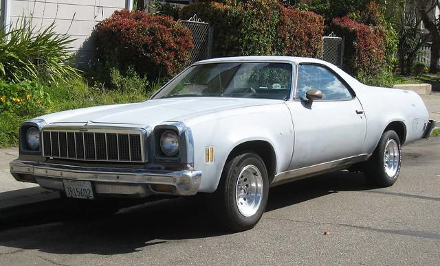 1975 Chevrolet El Camino Flickr Photo Sharing
