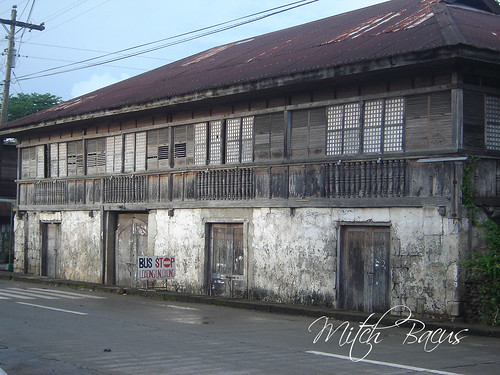 cabalian old house