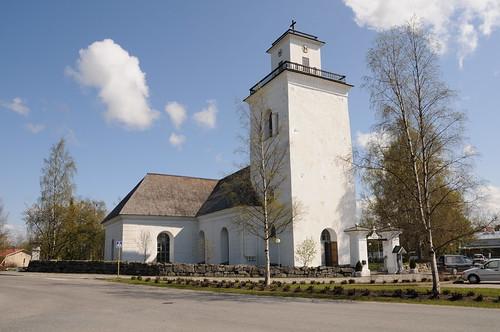 church finland kokkola kaarlela