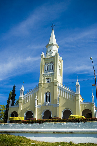 Aregua Church - Paraguay