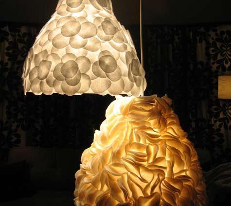 Diy lamp shade laurenmakes 39 s weblog for Diy wall lamp shade