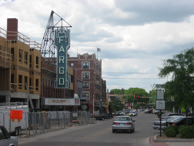Downtown Fargo 1