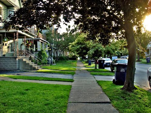 my neighborhood
