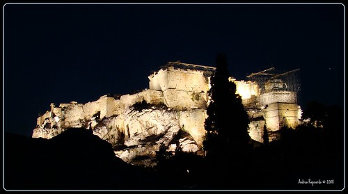 Acropoli by night, Athens