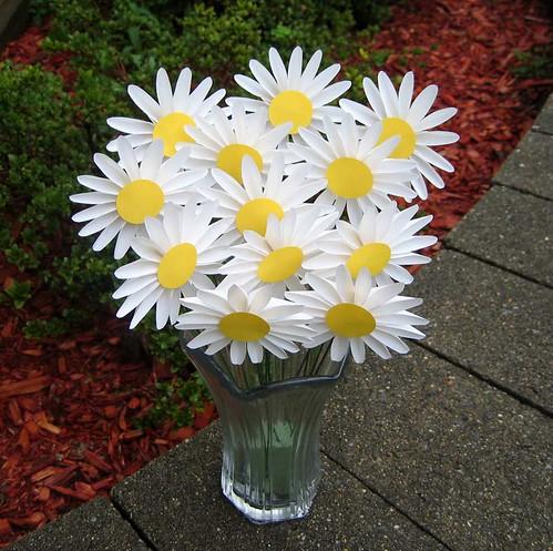 Цветы белые фото своими руками