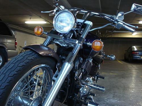 yamaha vstar 650 custom 1