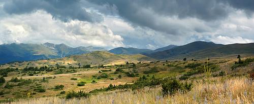 panorama mountains nature d50 outdoor hiking panoramic macedonia 2008 jakupica makedonie јакупица