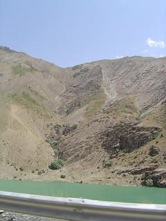 Iran . mountains near Karaj 3