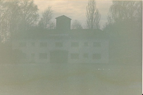 Europe 1996 r2 15 Dachau Concentration Camp near Munich, Germany – officer's quaters