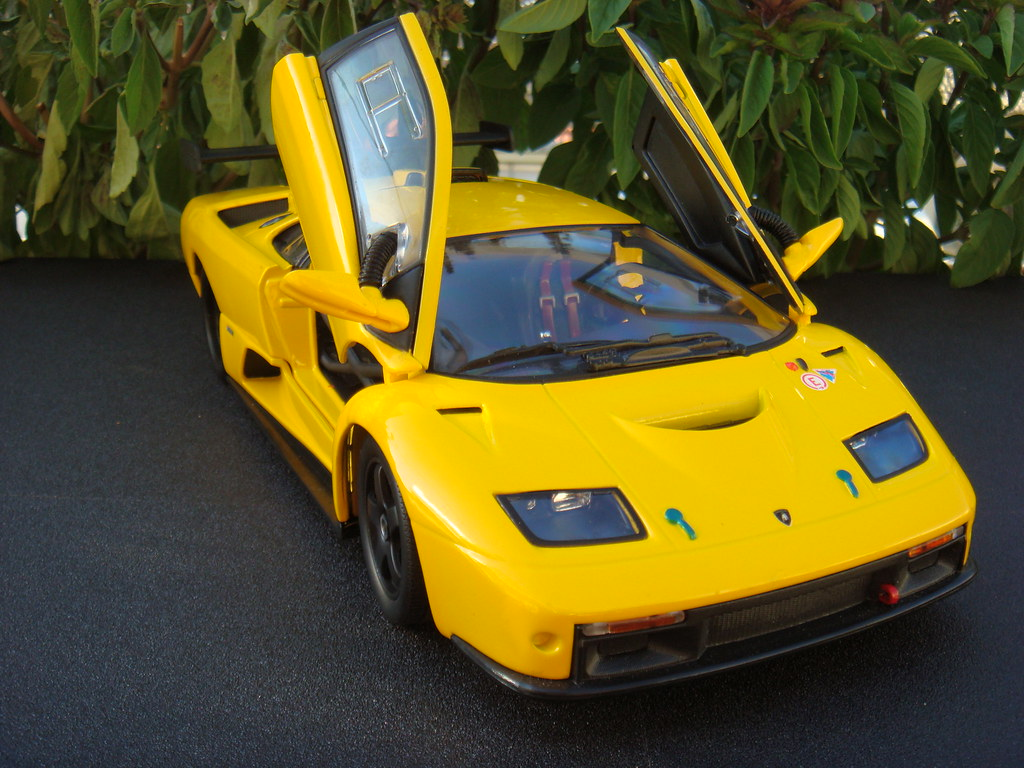 Lamborghini Diablo Gtr 2000 Chrissennapap Flickr